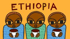 This image from Ethiopia's Harrar Coffee reminds us of the Ethiopian icons currently on display. Visit the museum to see the special exhibit: http://museumofrussianicons.org/en/special-exhibits/on-view/