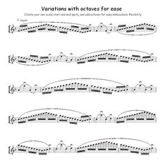 Flute Scales 3 Octaves | Jennifer Cluff: Creative Scale Practice for Flute Students