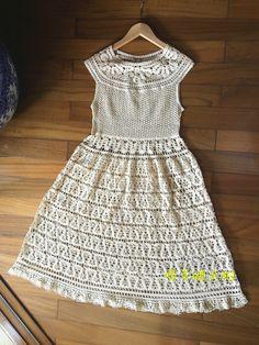 Sonrisa - Bélgica ganchillo vestidos (2016-10) - té de sol - Blog sol té