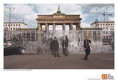 """History Channel Worldwide Brand Campaign, """"Know Where You Stand"""""""