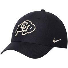 Colorado Buffaloes Nike Heritage 86 Authentic Adjustable Performance Hat - Black