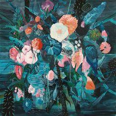 Nightflowers by Mia Nelle Droschler x7hsZ2A8BSA.jpg (604×604)