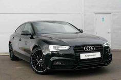 Mythos Black Metallic Audi A5 Sportback