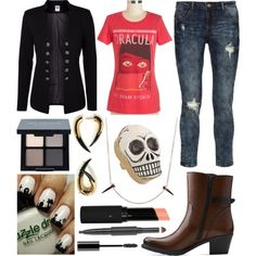 """Monster Hunter"" by drtoaster on Polyvore 