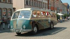 Vintage Trailers   Saurer 3 C-H Swiss