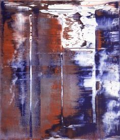 Gerhard Richter » Art » Paintings » Abstracts » Abstract Painting » 818-4