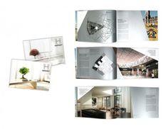 Hochglanzprospekt für ein hochwertiges Immobilienprojekt. #realestatemarketing #brochure