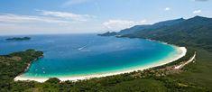 Beleza paradisíaca. A Praia de Lopes Mendes, na Ilha Grande, escolhida a sétima melhor do mundo por turistas em pesquisa feita por site de viagem Foto: Marco Yamin / Divulgação