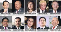 Diez de los 19 senadores que ayer dieron luz verde a la Ley de Seguridad Interior llegaron al cargo sin haber ganado en las elecciones, pues llegaron por el principio de representación proporcional o de primera minoría.