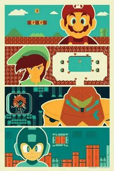 This should be a poster. #Nintendo