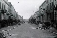 Parkstraat 1945