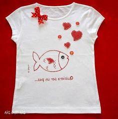 ????????????? ????????. Decorating T-shirts