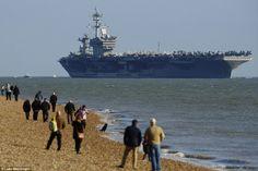 Revisionismo April 2014: Armas electromagnéticas de Rusia humillaron en el 2014 a EEUU en el Mar Negro