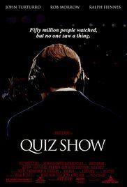 Quiz Show Poster