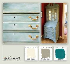 Dressing table color?