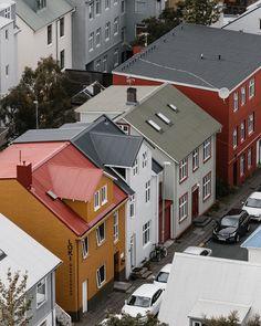 Reykjavik, porte d'entrée sur la nature islandaise   Alexandre CHARGROS Photographie