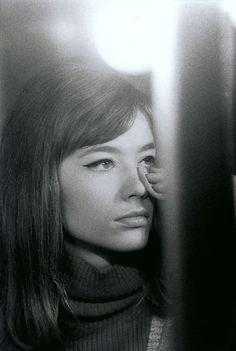 Françoise Hardy, Sunday inspiration.