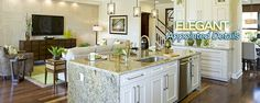 The Beauty is in The Details #riverstone #gourmetkitchens #glhomes