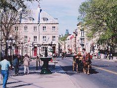 Quebec City condo rental