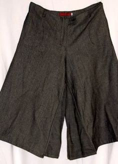 Jupe culotte vintage T38