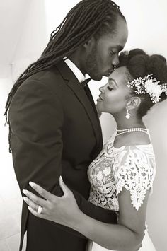 10 Year Vow Renewal | Natural Hair Bride  #MustRead #NaturalHairBride #NaturalHair www.NaturalHairBride.com