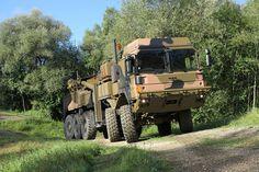 Rheinmetall MAN Military Vehicles (RMMV) HX range of tactical trucks