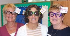 Create an Editing Station with different kinds of glasses that allow students to edit for one specific skill at a time. See article for specifics.