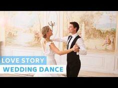 Indila - Love Story | Viennese Waltz | Wedding Dance Choreography - YouTube