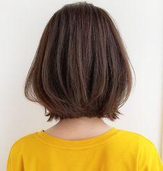 Medium Hair Styles, Short Hair Styles, Mom Haircuts, Short Bob Hairstyles, Hair Today, Bob Cut, Hair Inspiration, My Hair, Hair Makeup