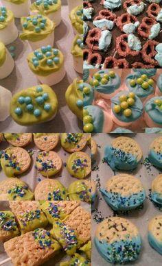 Desserts I made