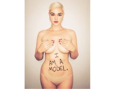 """Europe's Largest Modeling Agency Has Joined the Call to #DropThePlus The #DropThePlus movement wants the terms """"plus"""" and """"plus-sized"""" removed from the fashion industry for good.  http://www.xojane.com/clothes/europes-largest-modeling-agency-is-dropping-the-plus"""