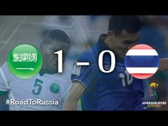 Popular Right Now - Thailand : Saudi Arabia vs Thailand (Asian Qualifiers - Road to Russia) http://www.youtube.com/watch?v=tuxF6drbgqM