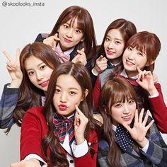 Image may contain: 6 people Kpop Girl Groups, Korean Girl Groups, Kpop Girls, 3 In One, One Pic, Alisha Newton, Yu Jin, Fandom, K Pop Star