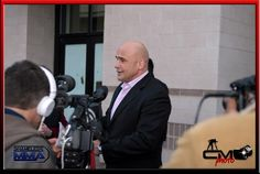 Bas Rutten - Here Comes the BOOM Red Carpet Premier in Denver Oct 4th