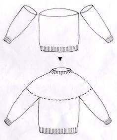Norjalainen villapaita – Brix seikkailee Love Knitting Patterns, Crochet Animal Patterns, Stuffed Animal Patterns, Sewing Patterns, Norwegian Knitting, Diy Crochet, Handicraft, Couture, Stitch