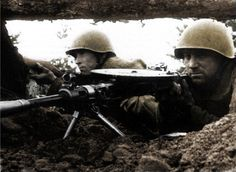 Soviet soldiers-trenches, pin by Paolo Marzioli