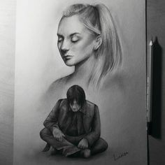 You're gonna miss me so bad when I'm gone Daryl Dixon. #bethyl #thewalkingdead #twdart #twdfanart #daryldixon #bethgreene #twd #amc #twdfamily #artwork #draw #drawing #pencildrawing #normanreedus #emilykinney #bigbaldhead #emmykinney #fanart #series #amctwd #sketch #sketchbook by ladyreedus.art