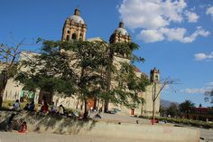 Ah, Oaxaca, how could anyone not fall in love with you?