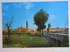 Postales: postal vista parcial , puente del reguero, muniesa , teruel , circulada 1985 - Foto 1 - 70027821
