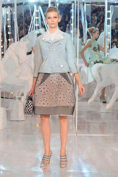 Louis Vuitton at Paris Spring 2012