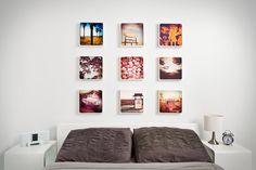 INSTAGRAM CANVASPOP PHOTOS