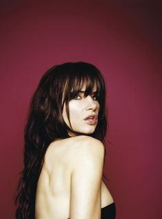 Juliette Lewis. Pretty much the most badass chick on the planet.