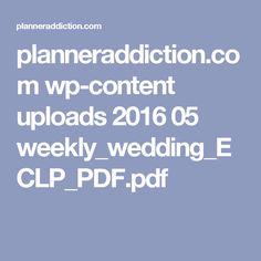 planneraddiction.com wp-content uploads 2016 05 weekly_wedding_ECLP_PDF.pdf