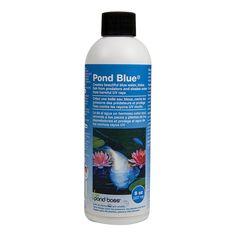 Pond Boss Pond Blue - 8 oz, Aquarium Blue