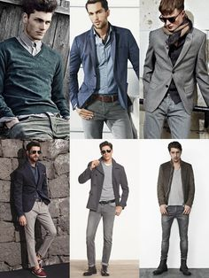 2014 Spring/Summer Capsule Wardrobe Pick: A Pair Of Grey Jeans Lookbook Inspiration
