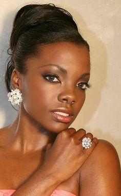 African American Wedding Makeup Looks   more beautiful and dec american dec bridal lehenga bridal concealer