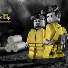 What happens when you combine a hit television drama and your favorite childhood building blocks into a video game? LEGO emBreaking Bad/em: The Video Game.