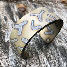 Titanium cuff bracelet Fashion Bracelets, Cuff Bracelets, Titanium Jewelry, Biker Style, Wedding Bands, Pendants, Chain, Edc, Instagram Posts