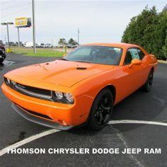 2014 Dodge Challenger SXT Coupe In Thomson GA
