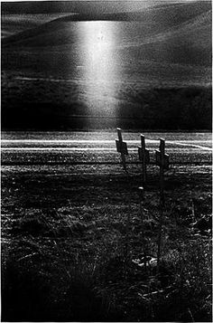 The Americans by Robert Frank  [ 'crosses' 1955 ]